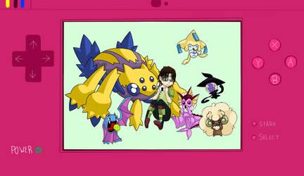 I love my pokemon uvu by SoulfulSorrows