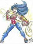 New Wonder Woman sketch