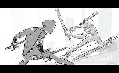 Daredevil 2 by kross29