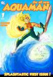 Aquaman Redsign