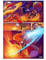 Mega Man: Zero by kross29