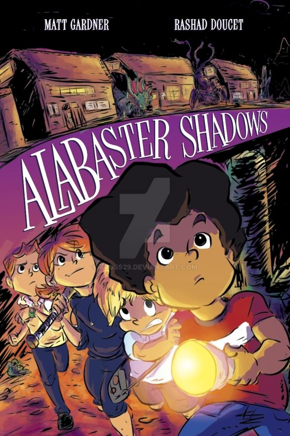 Buy Alabaster Shadows from Oni Press by kross29