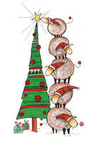 preparativi di Natale by celinemeisser