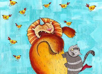 Il Gatto con gli Stivali by celinemeisser