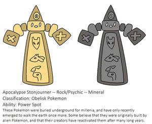 Apoketober 16: Monolith