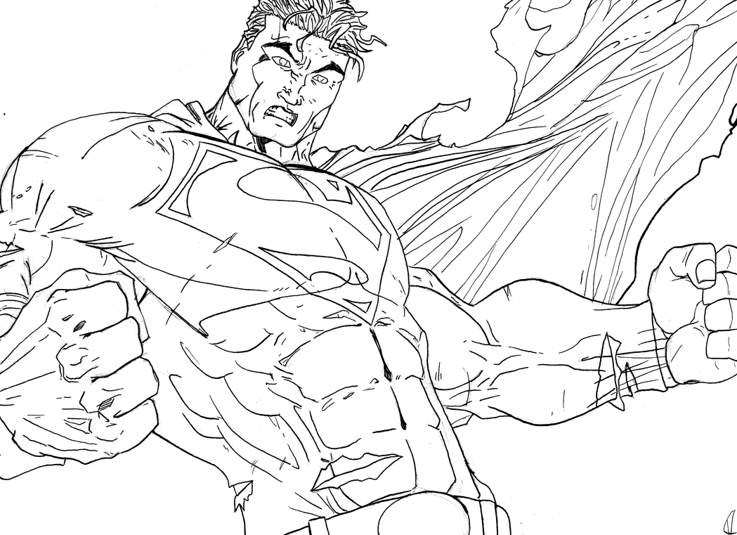 supes'rage by MasterMaglor