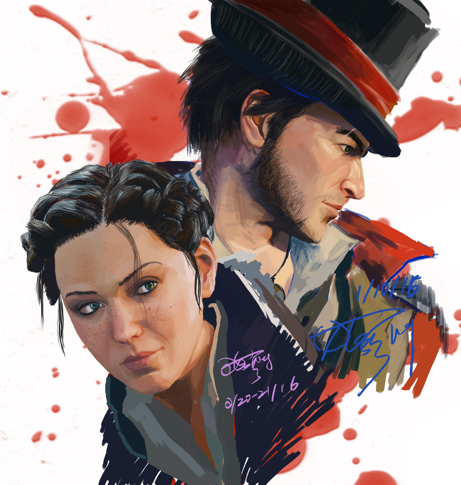wallpaper assassin s creed syndicate