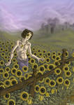 [DTIYS] Sunflowers invasion by Zotco