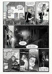 Horror comic page 1 [translated in english]