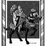8-Paladin [Knighttober]