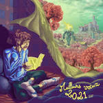 Read and dream by Zotco