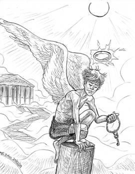 Random drawing 16 Thief