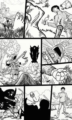 Random comic 01