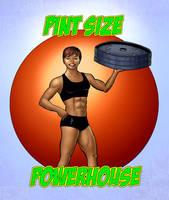 Pint Size Powerhouse by argocomics