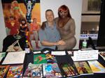 Argo Comics Booth at Big Apple