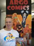 Argo Comics at CGS Supershow