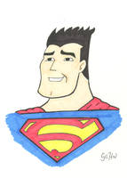 Super Captain by argocomics