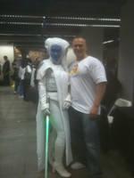 Jedi and Dan by argocomics