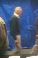 Stan Lee walking by by argocomics