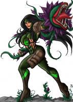 Empress, Mother Earth's Handmaiden by argocomics