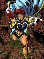 Mindy Marvel by argocomics