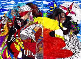 Samurai Generation by argocomics