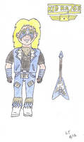 Kid Razor by argocomics