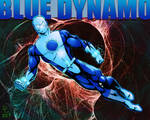 Blue Dynamo by Shadowrenderer