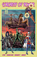 Sorority of Power Issue 5 Now Available by argocomics