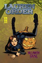 Lauren Order: Halloween Special by argocomics