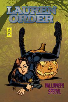 Lauren Order: Halloween Special