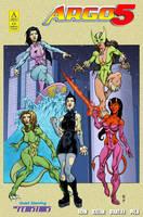 Argo 5 issue 21 by argocomics