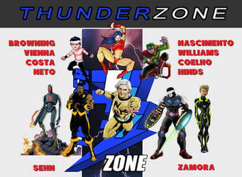 Upcoming titles from the ThunderZone!