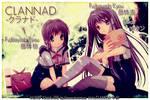 Clannad Wallpaper: Fujibayashi