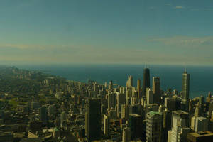 Skydeck View II by Sminthian