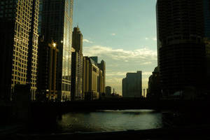 City on the Water by Sminthian