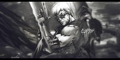 ultimate avenger by VipiiM