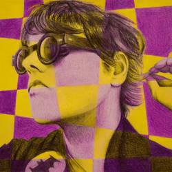 Art is smart - Gerard Way by BabsAC