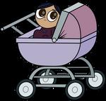 TD: Baby in Carriage - Nemma by GothikXenon