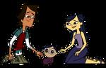 Nemma Family (vector) by GothikXenon