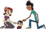 Zoke Family (vector) by GothikXenon