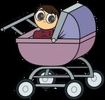 TD: Baby in Carriage - Zoke by GothikXenon