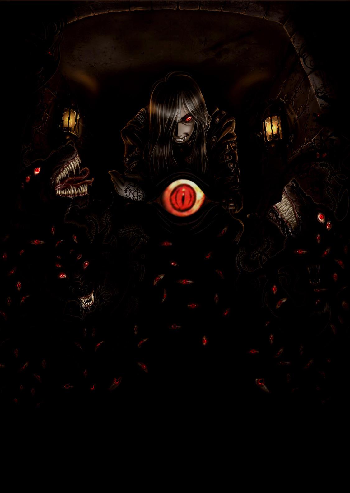Alucard Eyes by viciousoul on deviantART  Alucard