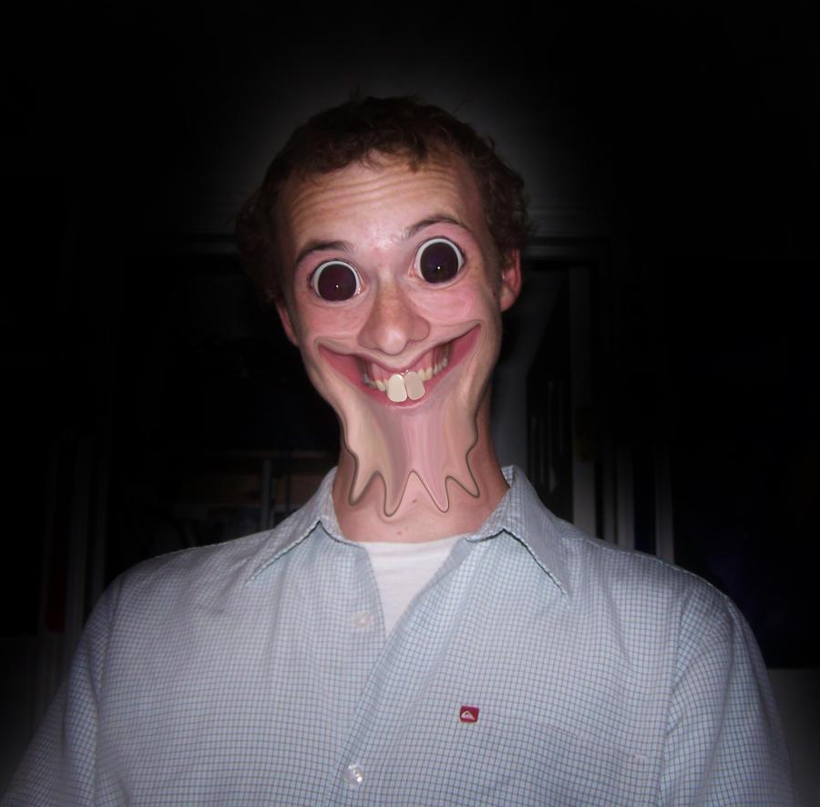 Jon Kirby As Strange Face Boy By Viciousoul