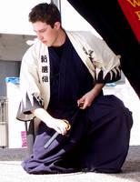 Nihon Matsuri '07- Iaido by viciousoul