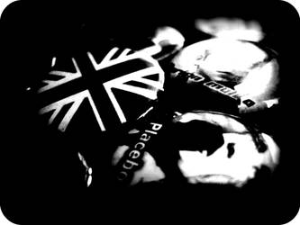 Brit pop pins by Narcolepcia