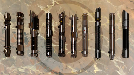 Lightsabers: Choose Wisely