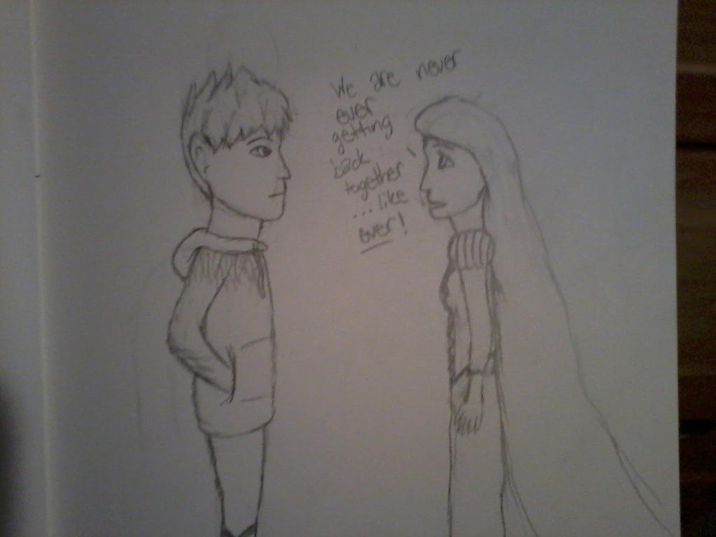 Jackunzel- Break Up? By LammiRand99 On DeviantArt