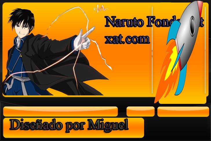 Plantilla xat de Naruto by migueangue230 on DeviantArt
