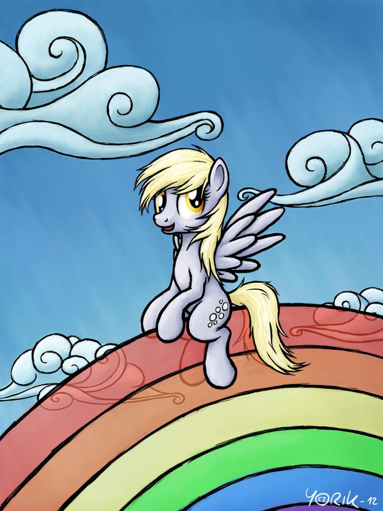 Rainbow Derp by yorik-CZ